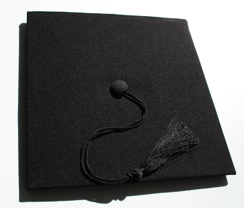 Mortarboard SquareCaps upperside